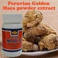 Compre 3 y obtenga 1 botella envío! Man Power TONGKAT ALI raíz de Maca en polvo orgánico Puro Perú maca raíz de maca Peruana de oro hombres cuidado de la salud