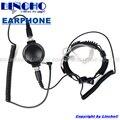 Сверхмощный FT-10R FT-40R FT-50R тактические walkie talkie горле микрофон