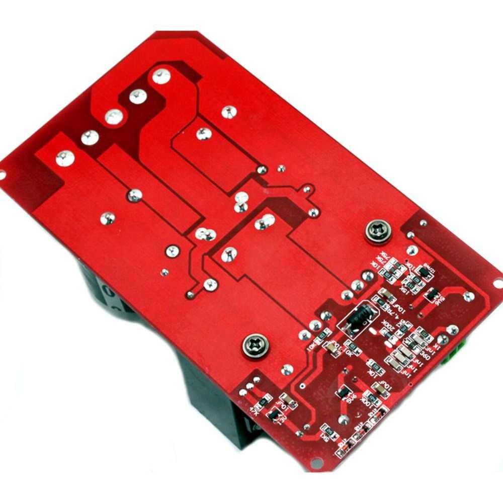 IRS2092 IRFB4227 350 W моно Высокая Мощность усилитель доска (DC Питание) YJ00153