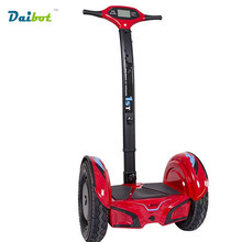 2017 New 15 Inch 700W Two Wheel Handrail Electric Standing Bicycle Smart Balance Wheel Electric Scooter Skateboard Hoverboard