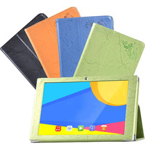 Luxury Print Pattern Flower Leather Case Cover For Teclast X10 3G Octa Core/T98 4G Quad Core 10.1 inch Tablet