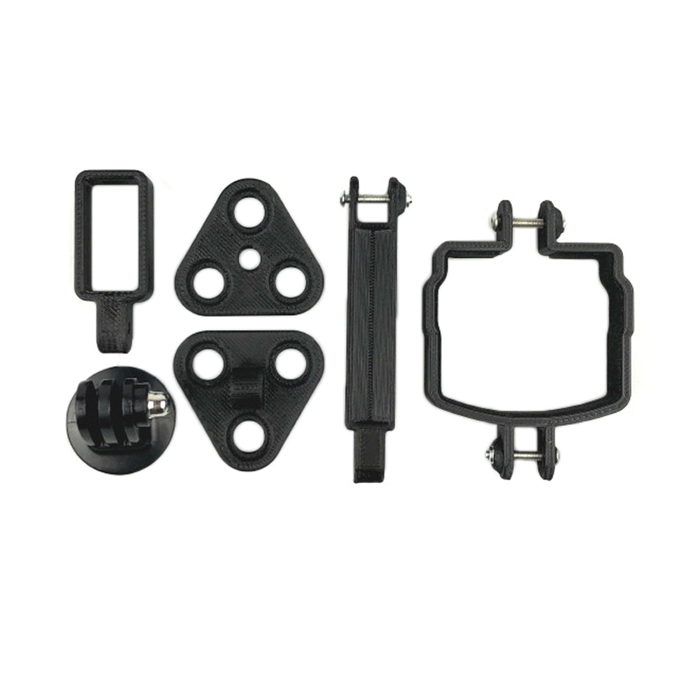 2018 New Panoramic 360 Degree Camera Mount Bracket Holder Portable For RC Drone Quadcopter -17