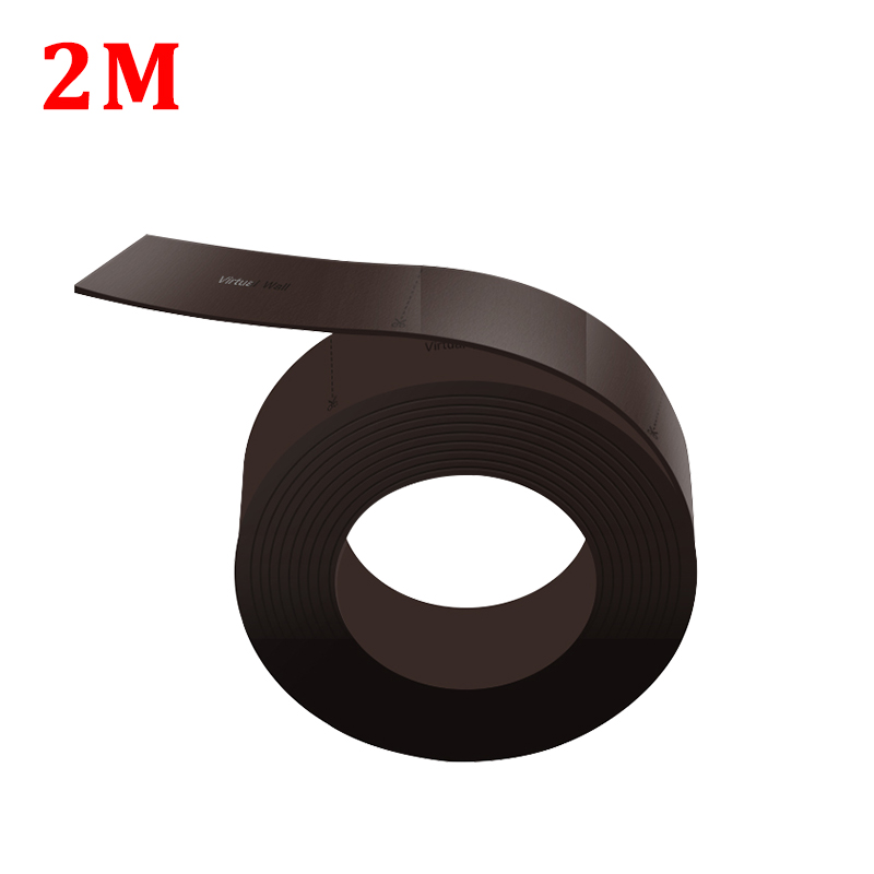 2M Magnetic Stripe Wall for XIAOMI Mi Roborock Vacuum Cleaner Accessory for Sweeping Robot 1/2 Generation virtual magnetic stripe wall for xiaomi mi roborock vacuum cleaner 2m wall accessory for sweeping robot 1 2 generation