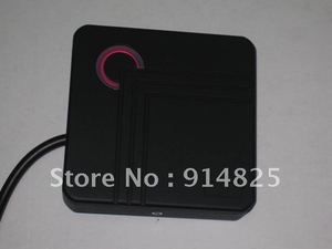 Free Shipping +New design !!+EM rfid reader + 125khz+ wiegand 26 output access control + waterproof