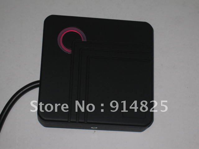 Free Shipping +New design !!+EM rfid reader + 125khz+ wiegand 26 output access control + waterproof 5pcs lot free shipping outdoor 125khz em id weigand 26 proximity access control rfid card reader with two led lights