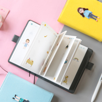 Fashion Cute Agenda Planner A5 Monthly Daily Planner Notebook A6 Pocket Planner