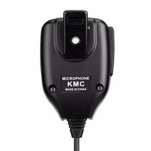 Image 5 - 10 pièces talkie walkie haut parleur Microphone côté PTT pour Kenwood rechapé RT21 RT22 H777 RT81 Baofeng UV5R 888S pour Puxing pour HYT TYT