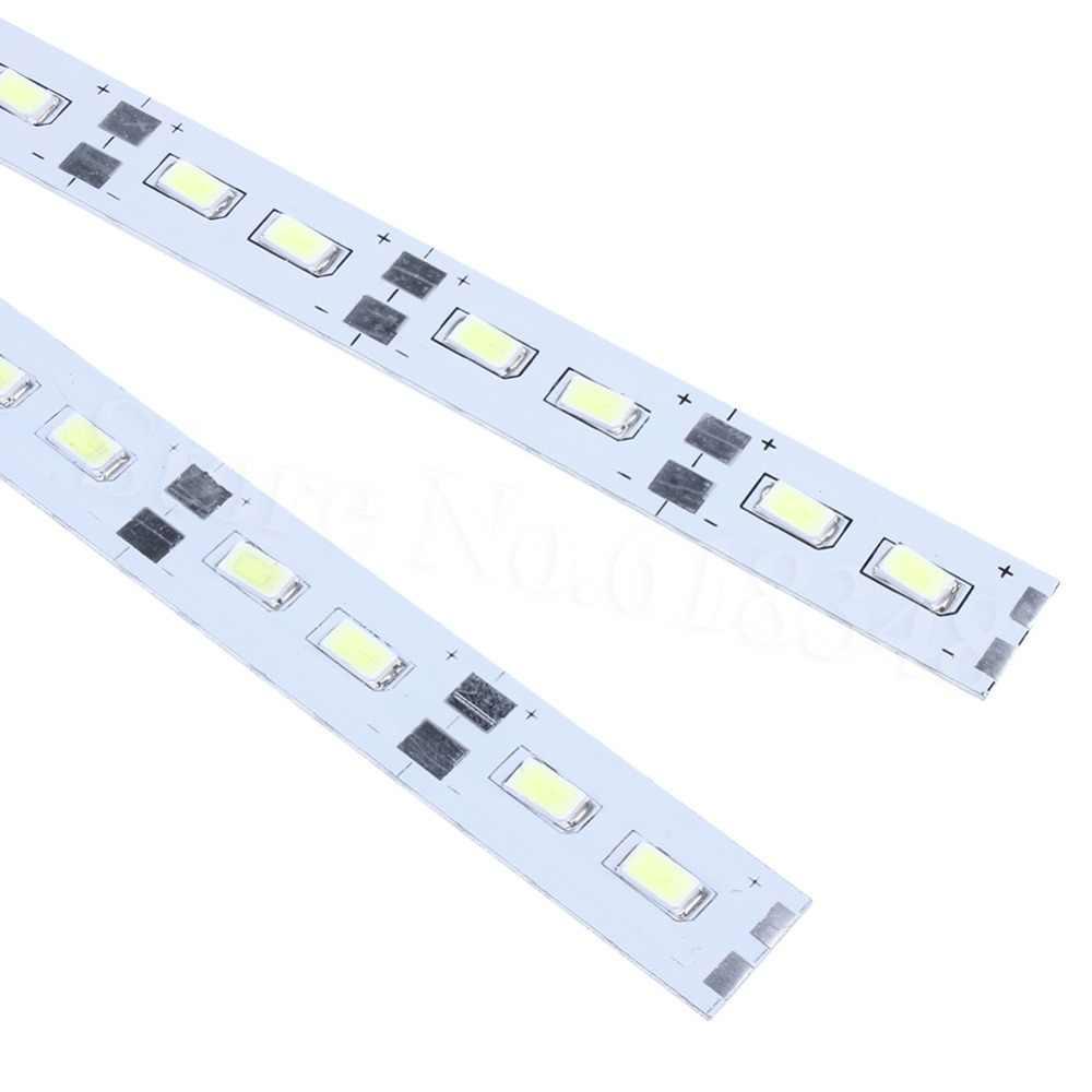 24 luces LED de tablero bajo chasis tiras sistema de luces para 1/10 1/8 RC Car body Shell HSP HPI Sakura Drift
