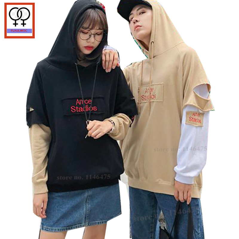 a87800d46c Detail Feedback Questions about Letter Printed Matching Pullover Hooded  Sweatshirt Men Women Fashion Christmas Long Sleeve Tops Casual Couple  Lovers Hoodies ...