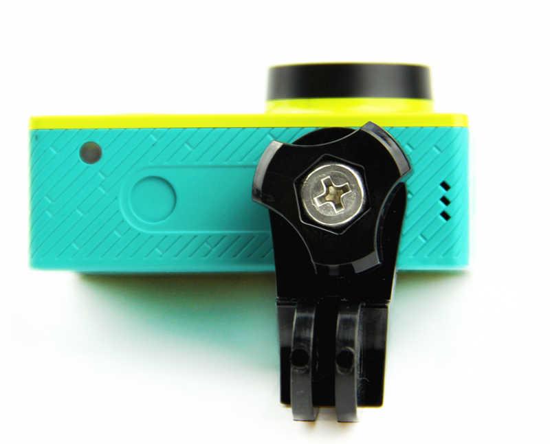 SnowHu Универсальный адаптер моста для Gopro Крепление с 1/4 дюймовым разъемом использование для Xiaomi для Yi экшн-камеры GP135