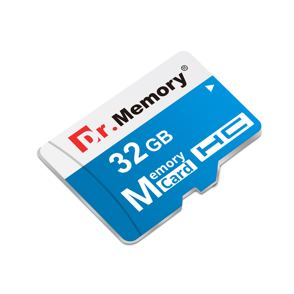 Dr.memory 64GB XC Stick Real Capacity Blue Card 8G 16G 32G TF Card WITH Adapter Class 10 Memory
