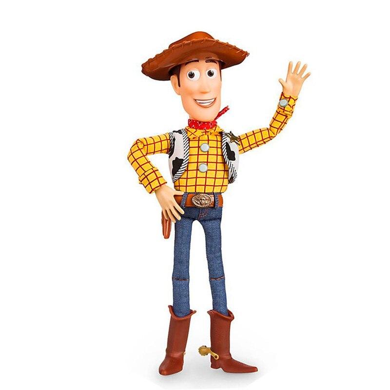 Sherif Woody jouet histoire le Cowboy shérif édition limitée avec Module sonore figurine Action enfants cadeau jouet G2383