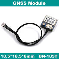 4800 baud rate, 12V rs232 DB9 RS-232 GPS glonass receiver Antenna support  1-10HZ Gnss Chip Module Design,NMEA0183