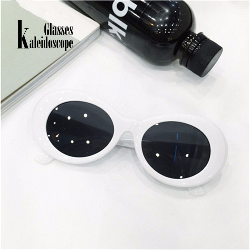 dfb2c5334b Kaleidoscope Glasses Kurt Cobain Glasses Men Clout Goggles Eyes Curt ...
