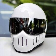 TT CO анфас мотоциклетный шлем лицевой щит Томпсон TT02/TT04/TTRT/MJET черный прозрачный Серебристый Желтый Сменный козырек