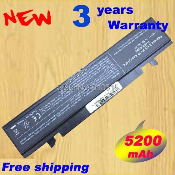 AA-PB9NC6B batería del ordenador portátil para Samsung R540 R530 RV520 R528 RV511 NP300 R525 R425 RC530 R580 AA-PB9NC6W AA-PB9NS6B