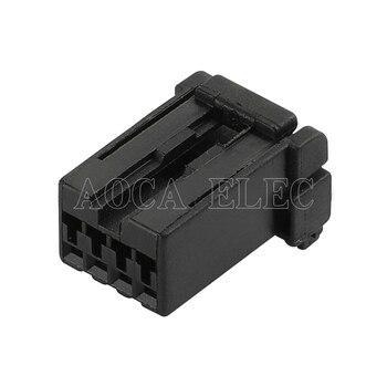 174966-2 female Connector Terminal male plug connectors jacket auto Plug socket 4-way Connector Fuse box