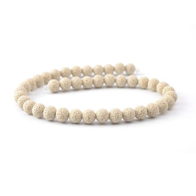 Lava Stone Beads 6