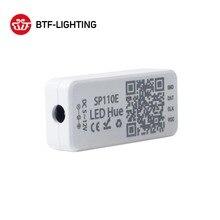 SP110E Bluetooth Управление Лер DC5-12V для WS2812B SK6812 RGB/RGBW волшебные огни светодио дный Pixel Газа смартфон приложение Управление IOS/Android