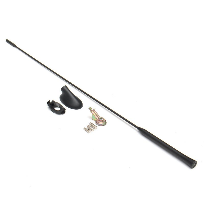 54cm AM FM Car Antenna Mast For FORD FOCUS XS8Z18919AA Car Roof Antenna Base XS8Z 18919 AA Mast 98BZ 18A886 AA in Aerials from Automobiles Motorcycles