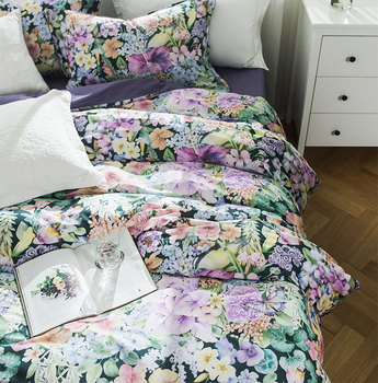 modern pastoral bedding set adult girl,full queen king 60s cotton colorful double home textile bed sheet pillow case quilt cover
