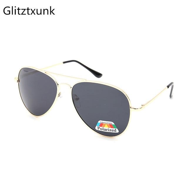 4f946aef624d Glitztxunk New Black Vintage Polarized Sunglasses Men Women Sport Sun glasses  Goggles Outdoor Driving Sports Sunglasses UV400