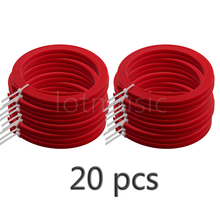 20pcs 5 Feet Red ABS Acoustic Guitar Binding Purfling Strip 6mm x 1.5mm Body Project 8 pcs wood guitar binding purfling strip edge guitar trim inlay diy luthiers tools wood guitar decorative replacement accessory