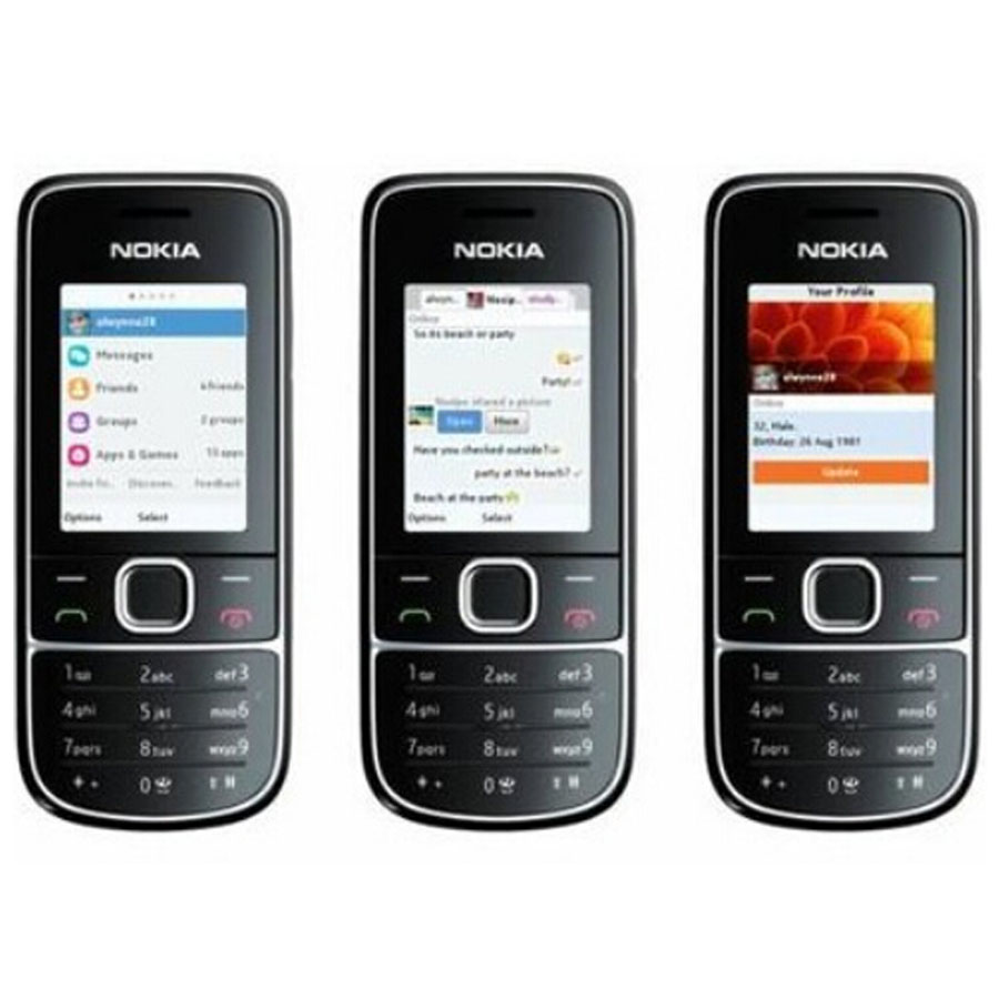 Original Nokia 2700C 2700 Classic Unlocked mobile phone ...