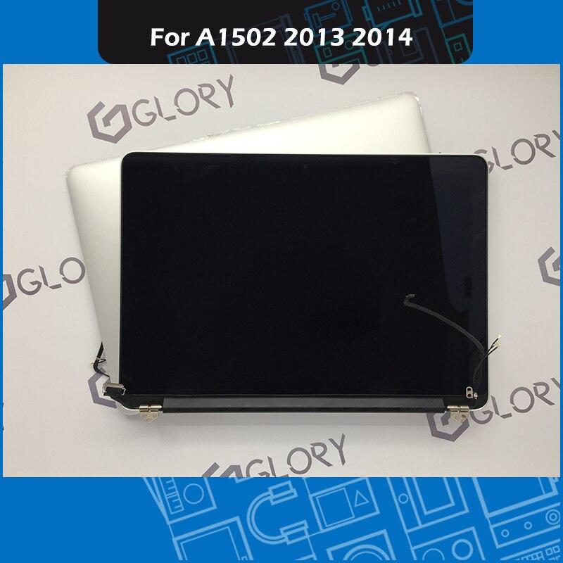 Véritable ordinateur portable complet LCD affichage assemblée pour Macbook Pro Retina 13