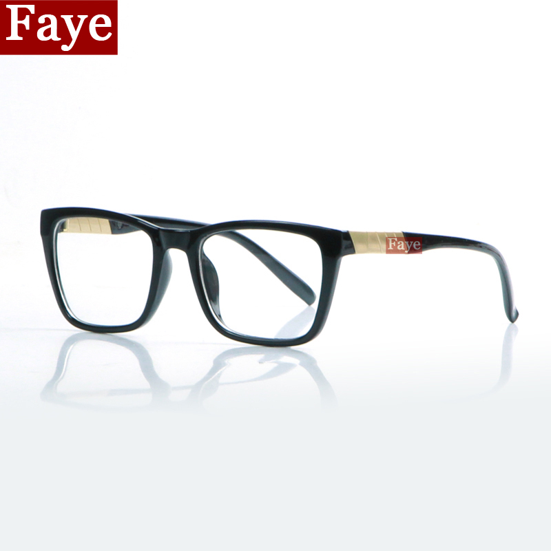 2016 New fashion eyeglasses High quality Square frame college style ...