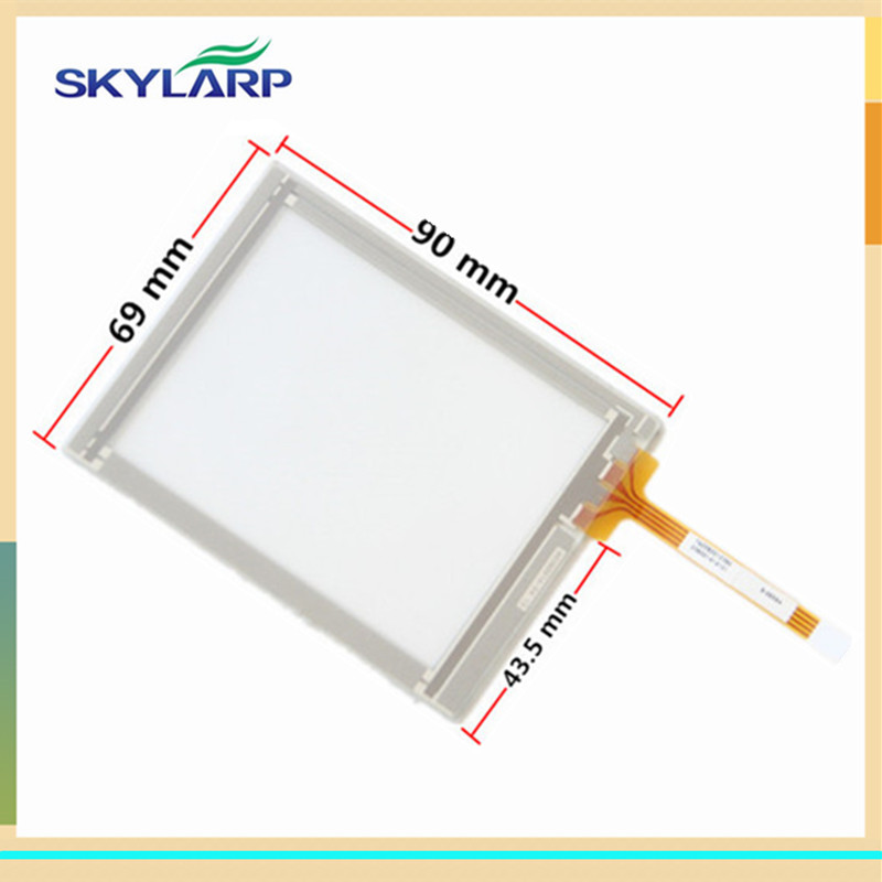 skylarpu 3.7 inch TouchScreen for CHC HUACE LT30 High Accuracy GPS Handhelds A0360014-E4 Touch screen digitizer panel