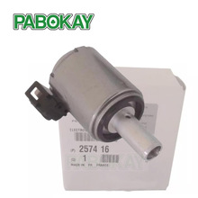 Натуральная электромагнитный клапан коробки передач AL4 DPO 257416 для Марка Renault Clio Megane Scenic 257410 9653760480 62938420 7701208174 7700870238