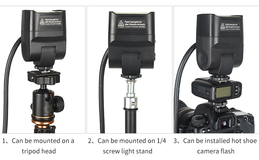 Как сделать удлинитель для фотовспышки