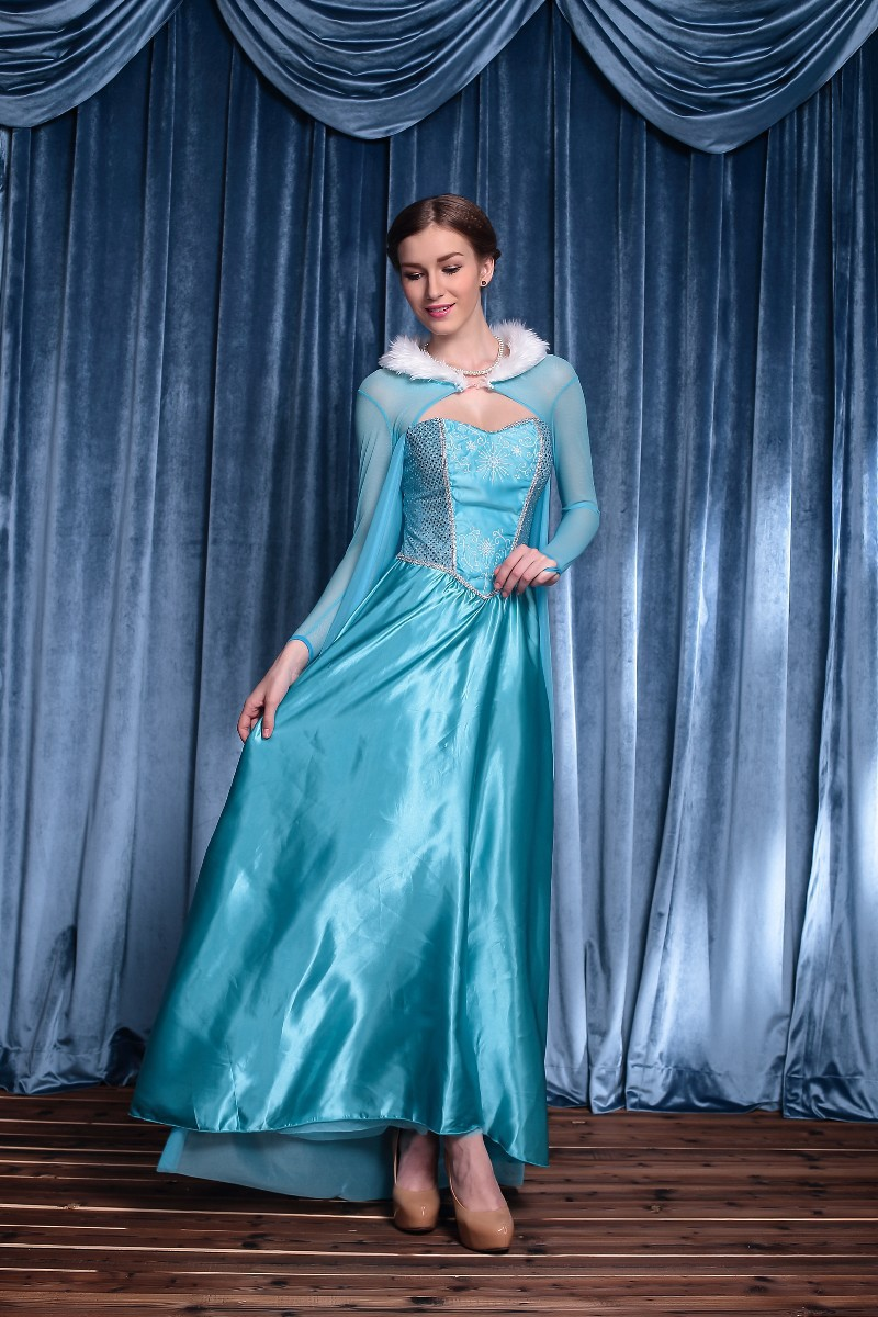 Alice in wonderland costume Cinderella halloween costume women ...