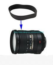니콘 AF S nikkor 18 200mm 18 200mm 3.5 5.6 수리 부품에 대한 슈퍼 품질의 새로운 렌즈 줌 그립 고무