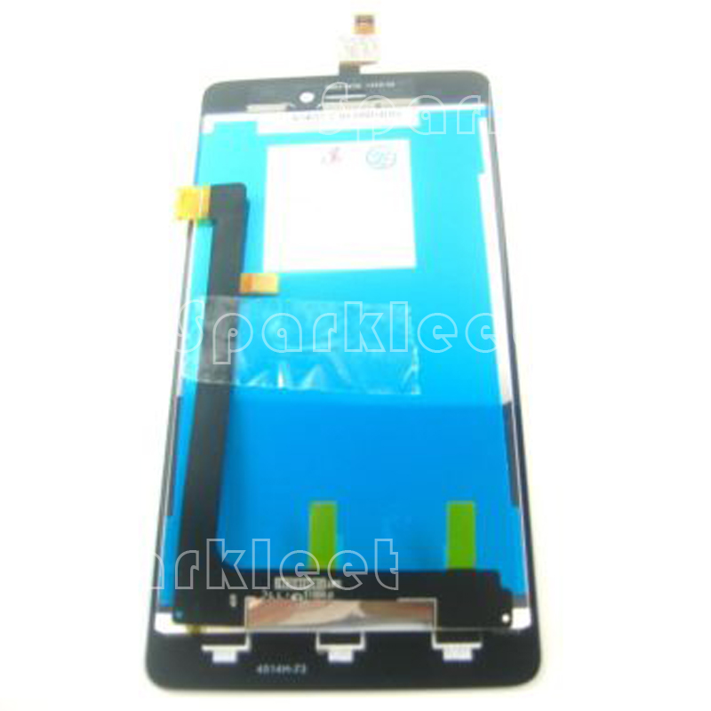LCD Display Touch Screen Digitizer Assembly Replacement Repair Parts For Wiko Highway Signs Black White Free