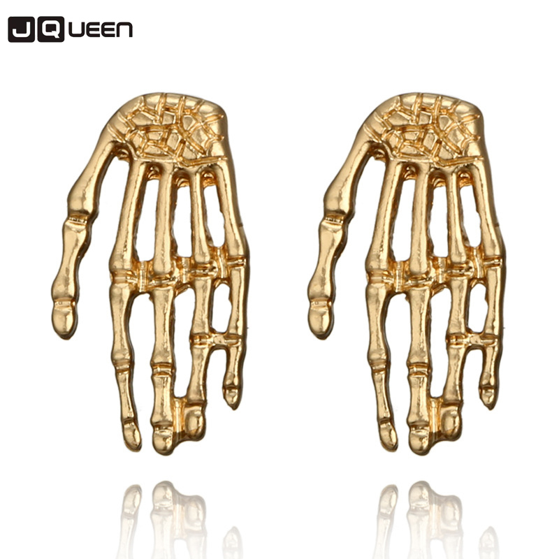 2018 Vintage New Jewelry Punk Style Palm Earrings Dangle Earring Best Gift For Gril Wholesale