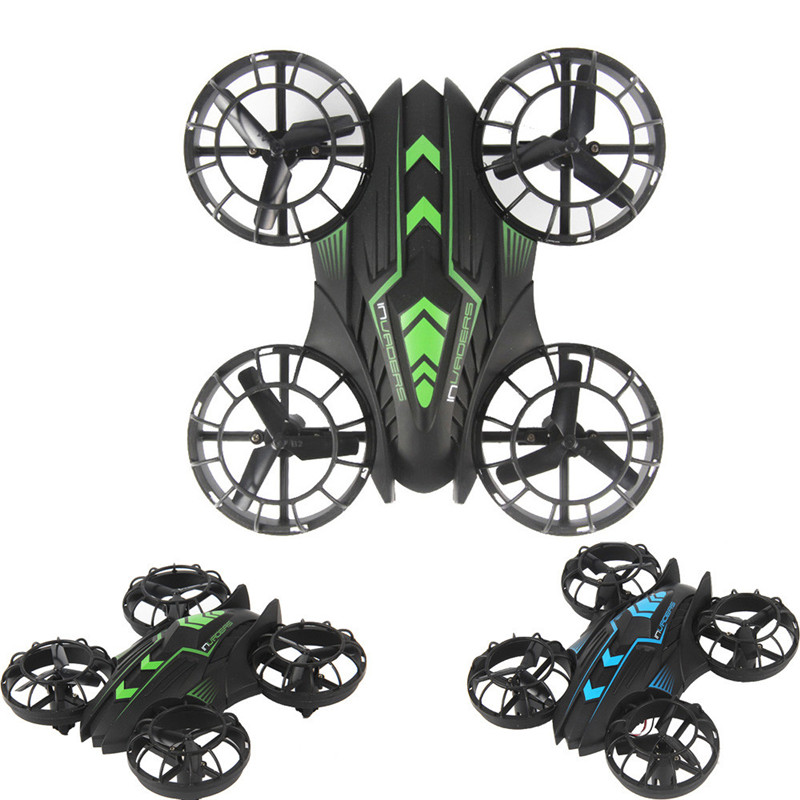 Nueva versión de Actualización de JXD 515 W Altitud Hold 2.4G 4CH Quadcopter Dr