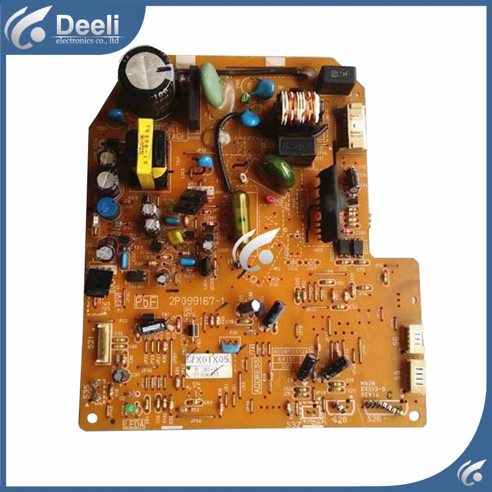 90% new used for air conditioning computer board 2P099167-1 FTXD50CMV2C PC board pc board air conditioning accessories board 0010400526 used disassemble