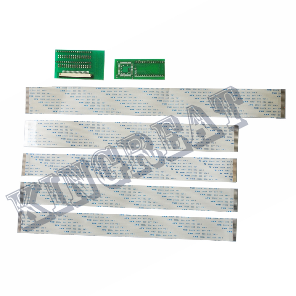 TNM KBD io adapter for TNM5000 Programmer To ITE Laptop Motherboard keyboard connector 24 32 pin