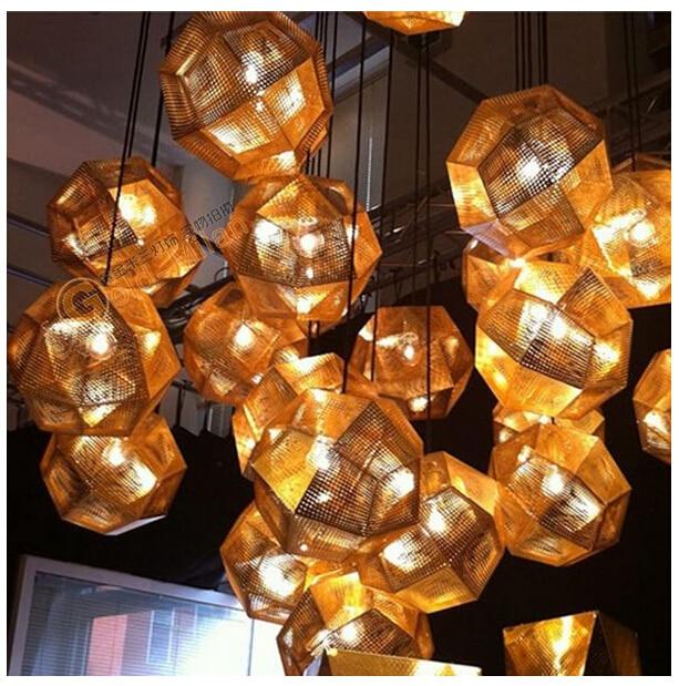 novel creative etch ART of LIGHT pendant light Dia 25/32/48cm led e27 modern aluminum pendant lamp for shop bar 1669 cape of storms – novel