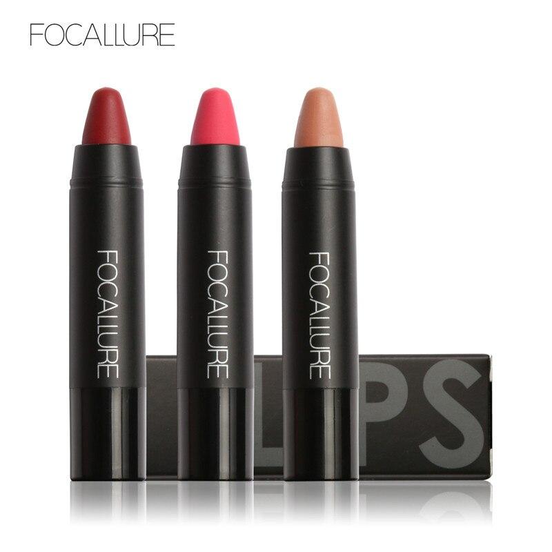 FOCALLURE Hot Product 19 Colors Matte Lis