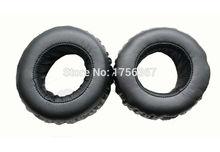 Fones De Ouvido de reposição almofadas capa para SONY MDR-XB500 (earmuffes/fone de ouvido almofada) fones de ouvido earpads Preto