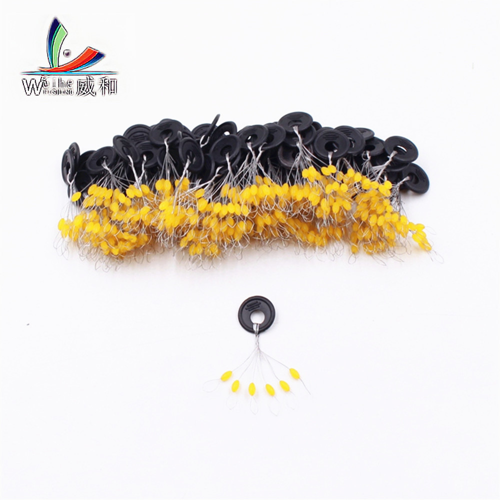 120pcs-20group-yellow-set-high-quality-rubber-space-beans-for-sea-carp-fly-fishing-accessories-spinner-bait-fish-sport-tool-face