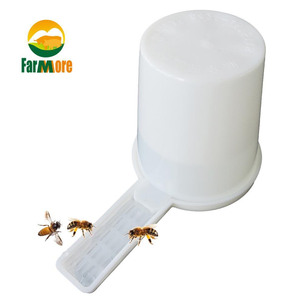 Bees Drinker Water Bowl Dish Bee Drinking Tank Waterer Apiary Beekeeping Feeder