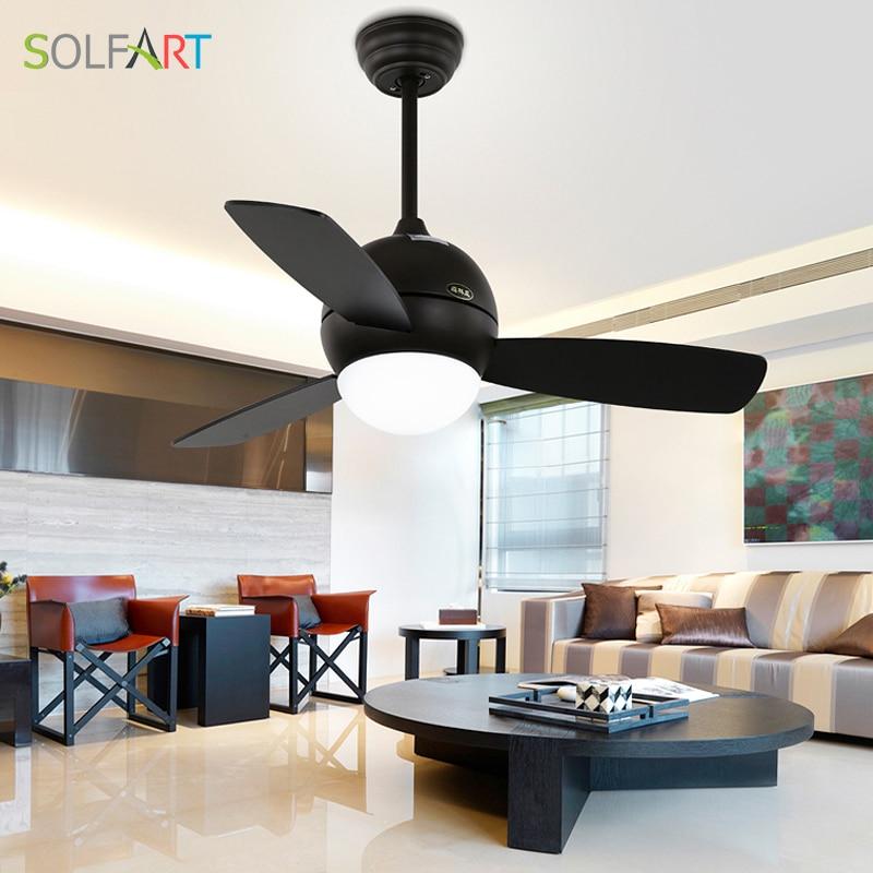 SOLFART drvena stropna ventilatorska ventilacijska svjetiljka stropna - Unutarnja rasvjeta - Foto 1