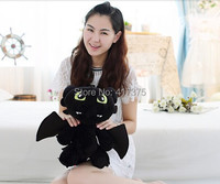 50CM CUTE CARTOON HOW TO TRAIN YOUR DRAGON 2 night fury Stuffed Animals Toys Plush Doll ,retails,child gift