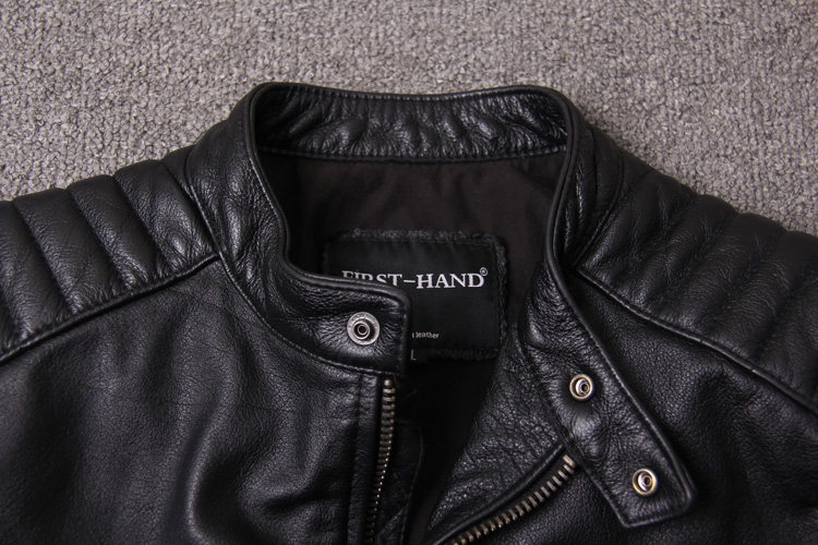 HTB1pZAXcVzqK1RjSZFoq6zfcXXaN Free shipping.New style warm mens clothes,motor biker leather Jackets,man black genuine Leather jacket.homme slim,cool,sales