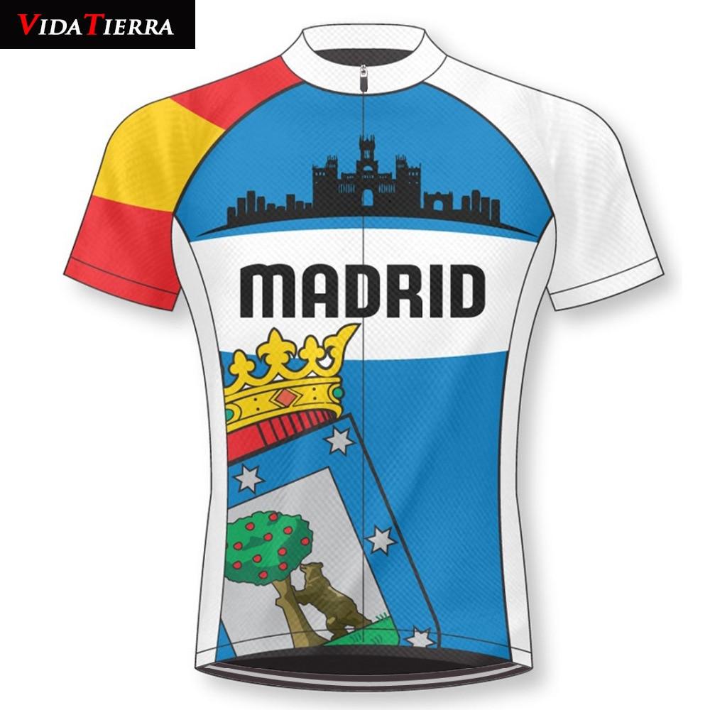 d2470df1f9a VIDATIERRA ciclismo Bike Wear pro team road Cartoon Maillot Ropa Ciclismo  summer