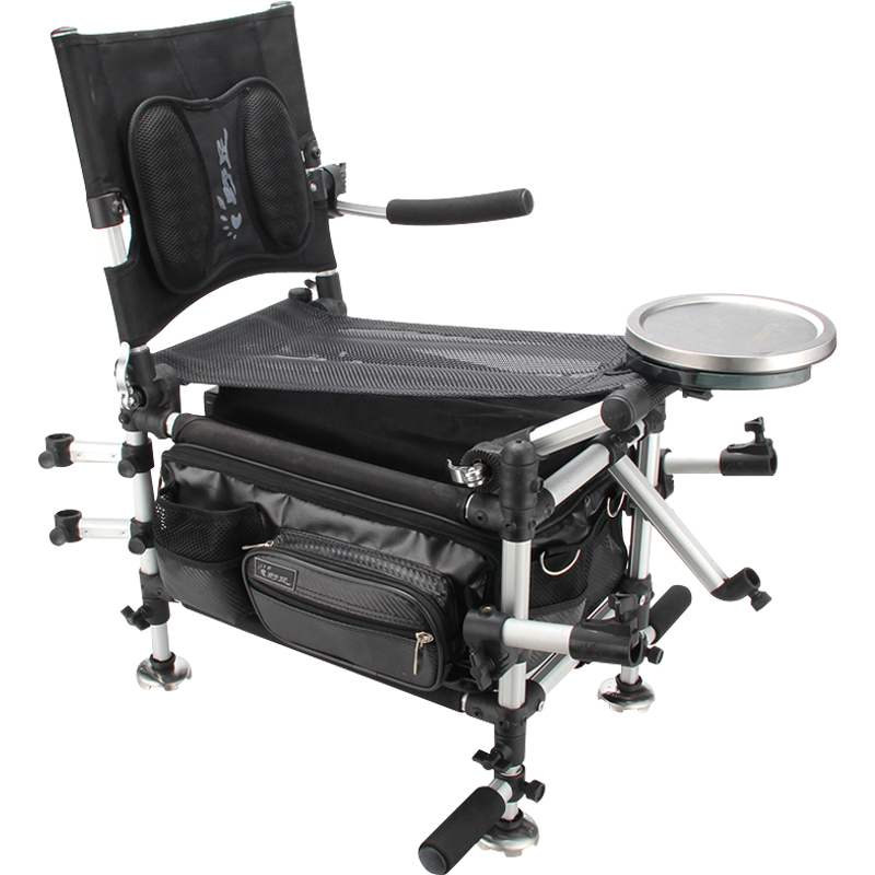 2019 New Fishing Chairs Fishing Box Two In One Multifunctional Folding And Lifting Portable Fishing Chair Shoulders